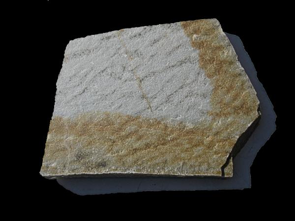 metallic rusty polygonal
